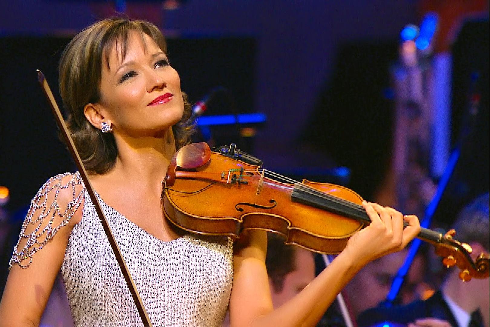 Illényi Katica adventi koncertje