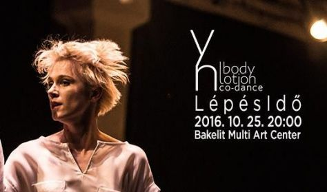 bodylotion co-dance - L é p é s i d ő