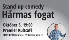 Stand up comedy - Hármas fogat