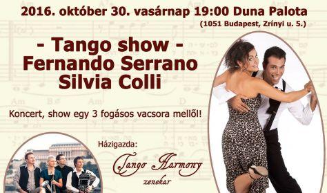 Danube Tango Salon