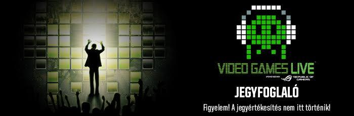 Video Games Live koncert