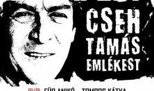 Cseh Tamás emlékest