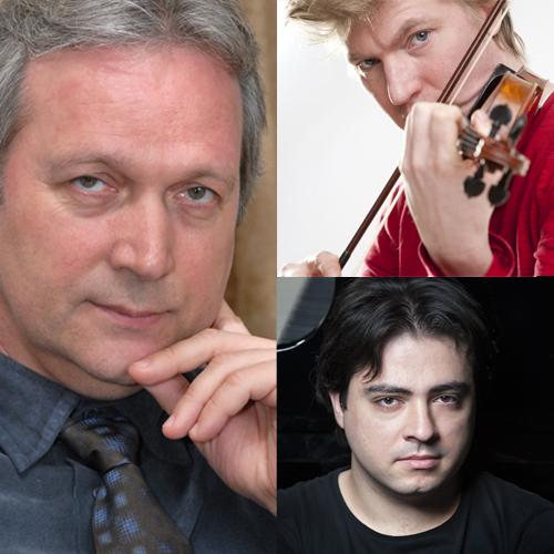 Cziffra Fesztivál 2017 - Az improvizáció közr.: Dr. Freund Tamás, Lajkó Félix, Balázs János