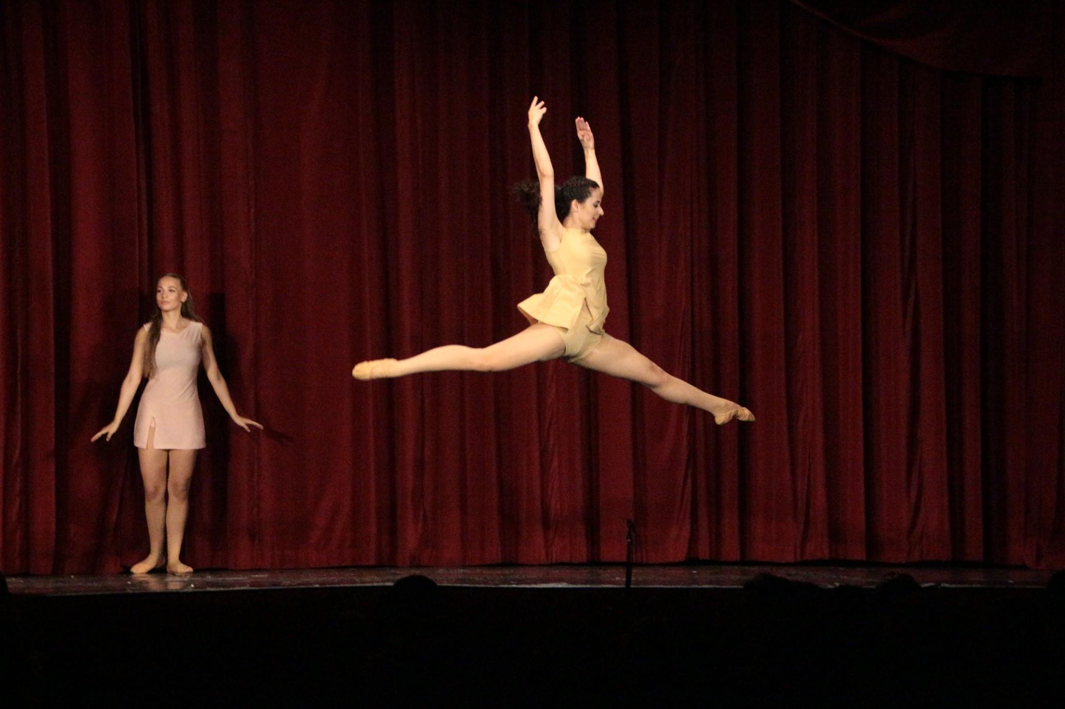 CARMINA BURANA - a Bolero Balett műsora