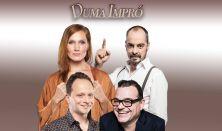 DUMA IMPRÓ - Janklovics Péter, Mogács Dániel, Elek Ferenc, Fodor Annamária