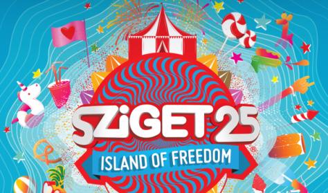Sziget Fesztivál  / 0. NAPIJEGY -  Aug. 10.