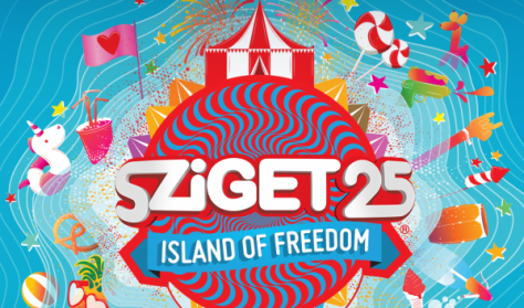 Sziget Fesztivál  / 5. NAPIJEGY - Aug. 15.