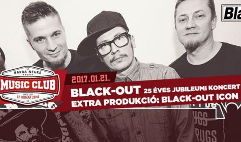 Black-out 25 éves jubileumi koncert