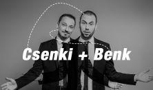"""""""A SZEX a lelke mindennek?"""" - Benk Dénes és Csenki Attila közös estje"""