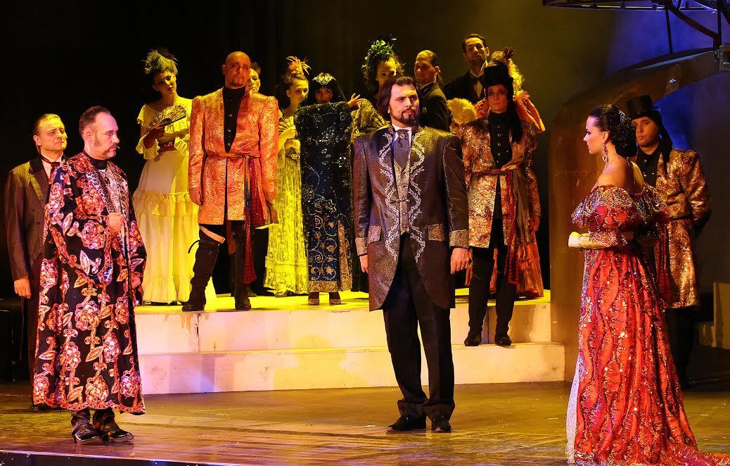 Monte Cristo grófja / Az ExperiDance Production és a Békéscsabai Jókai Színház  közös produkciója