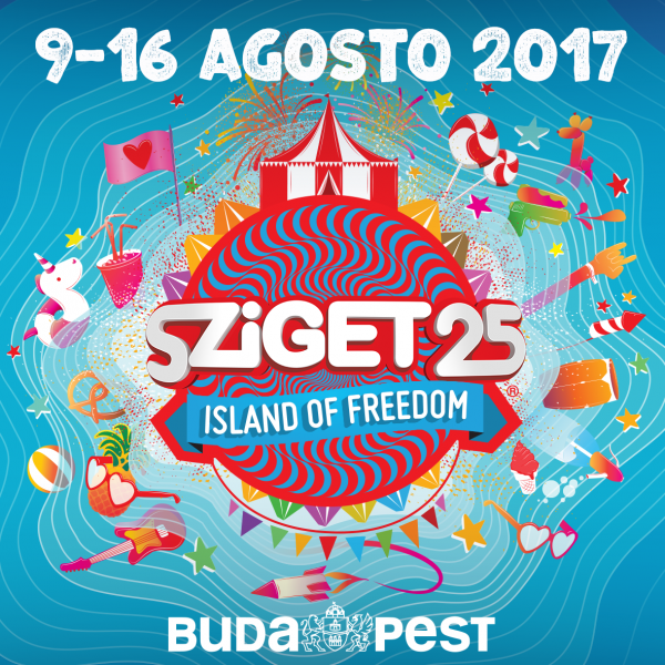 Sziget Fesztivál - APERO KEMPING JEGY