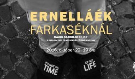 Ernelláék Farkaséknál - filmvetítés közönségtalálkozóval