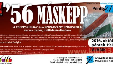'56 MÁSKÉPP - Péntek13