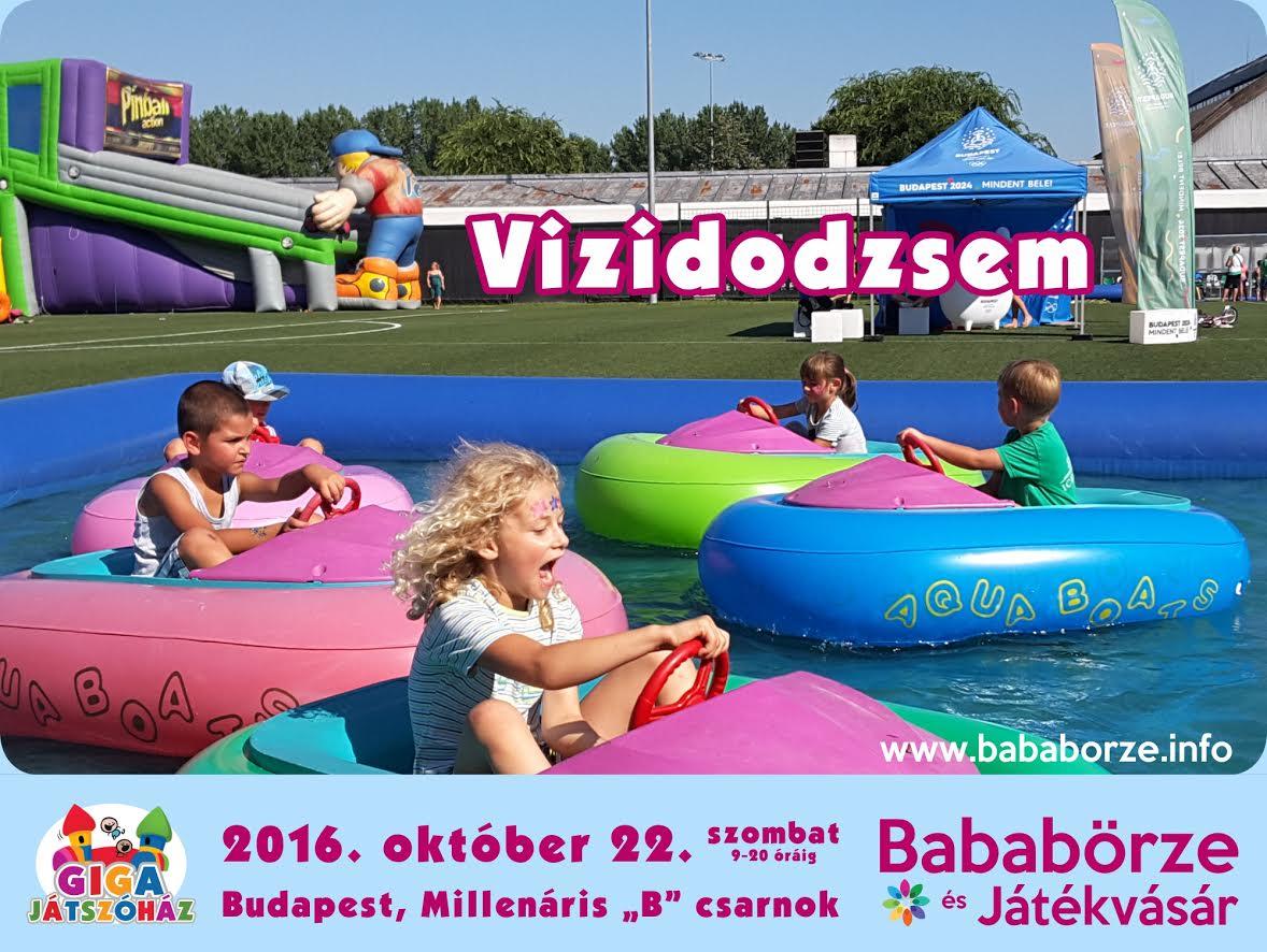 Bababörze és Játékvásár - Giga játszóház