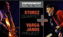 Varga János Project feat Sturcz Quartet