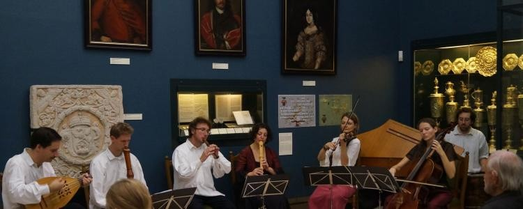 Zenélő templomok - Musica Historica