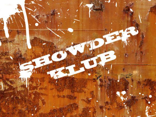 SHOWDER KLUB felvétel - Dombóvári István, Hajdú Balázs, Janklovics Péter, Kovács András Péter