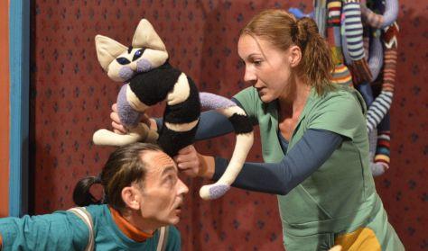 Ciróka Bábszínház: Kuckómóka - prózai színpadi előadás