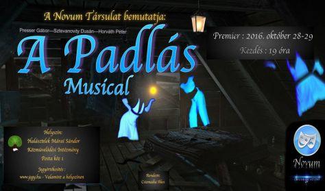 Padlás - Musical