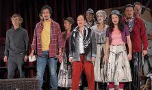 Cájtstükk, avagy a bizonytalanok - k2 Színház