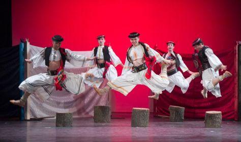 Fókuszban a koreográfusok - Válogatás a XXVII. Zalai Kamaratánc Fesztivál díjazott koreográfiáiból