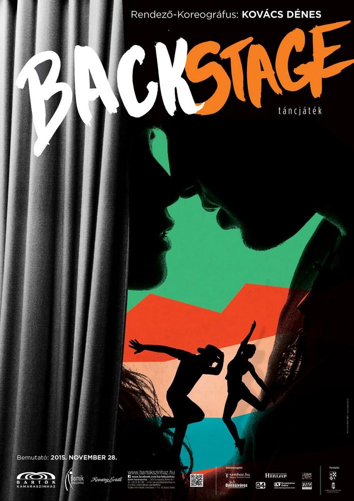 Backstage - Dunaújvárosi Bartók Táncszínház - Sissi Őszi Tánchét