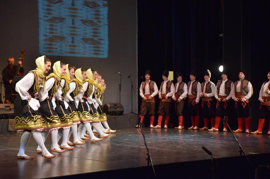 Szerb kóló - Tabán Szerb Néptánccsoport - Sissi Őszi Tánchét