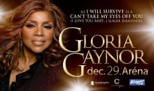 GLORIA GAYNOR- Catering ticket