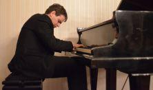 Borbély László zongoraestje