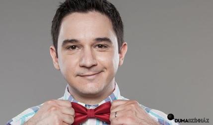 Kőhalmi Zoltán, Felméri Péter, műsorvezető: Tóth Edu