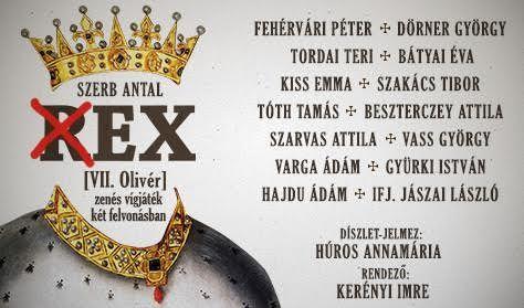 Szerb Antal: EX
