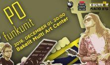 P.O Funk Unit koncert