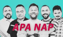 APA NAP - Csenki Attila, Kovács András Péter, Szobácsi Gergő, Szupkay Viktor, Tóth Edu