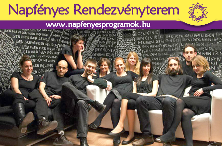 Teremtés - Playback színház a Még 1 mesét Akciócsoporttal