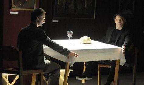 Atlasz Gábor: Velázquez asztala