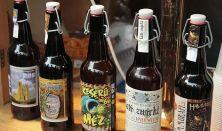 Hajós városnézés kézműves sörkóstolással /Craft Beer Cruise