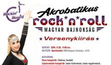 Akrobatikus Rock'n'roll Magyar Bajnokság