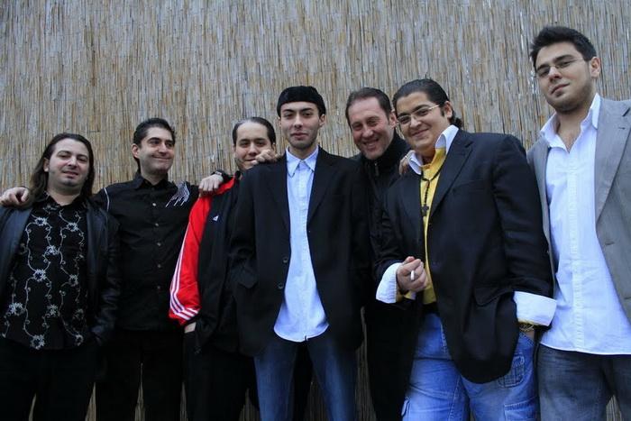 East Gipsy Band, Oláh Gipsy Beats, DJ Vida Tóni