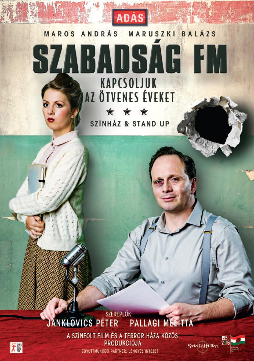 SZABADSÁG FM - Kapcsoljuk az ötvenes éveket
