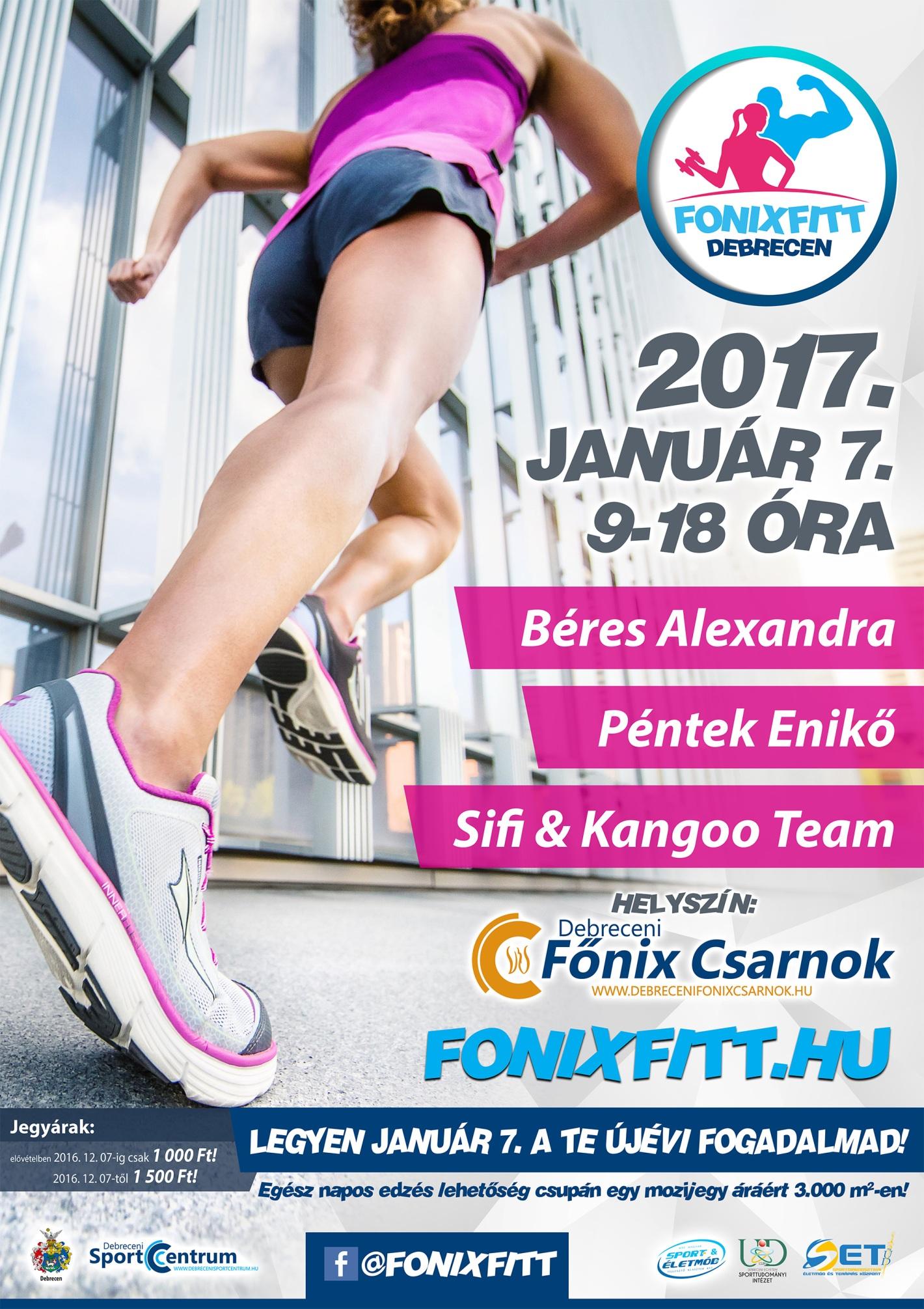 Főnix Fitt 2017