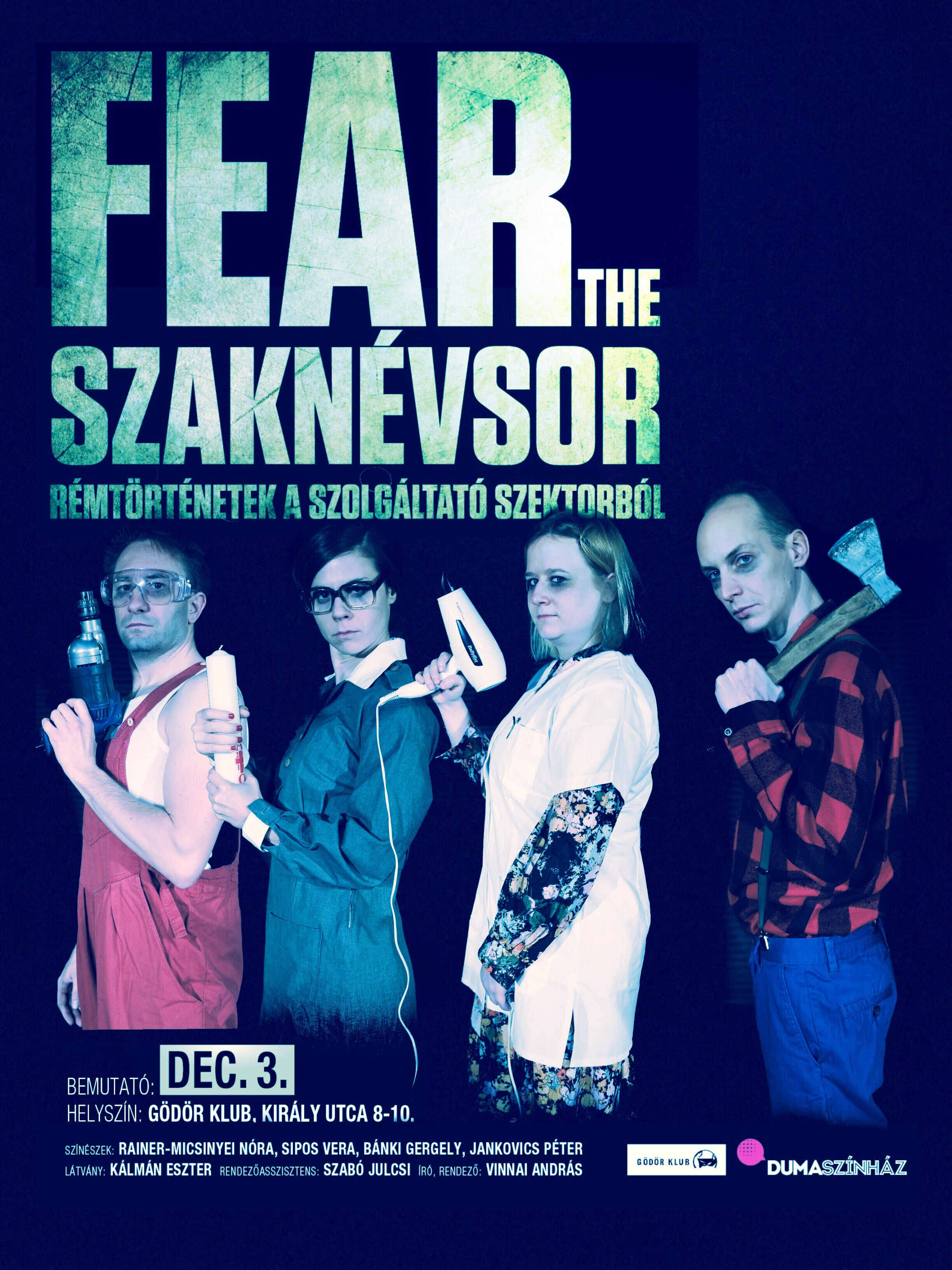 Fear the Szaknévsor