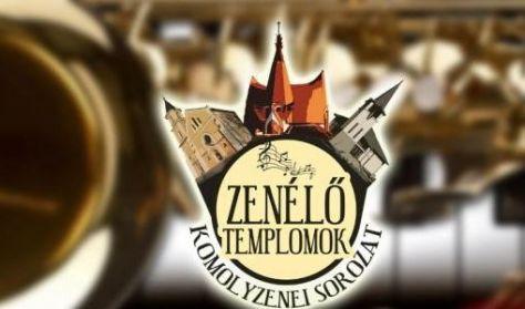 Zenélő templomok - Kiss Zsolt orgonaművész km. Sotto Voce Kamarakórus