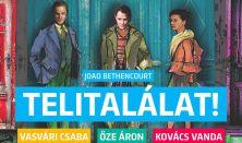 Joao Bethencourt: Telitalálat!