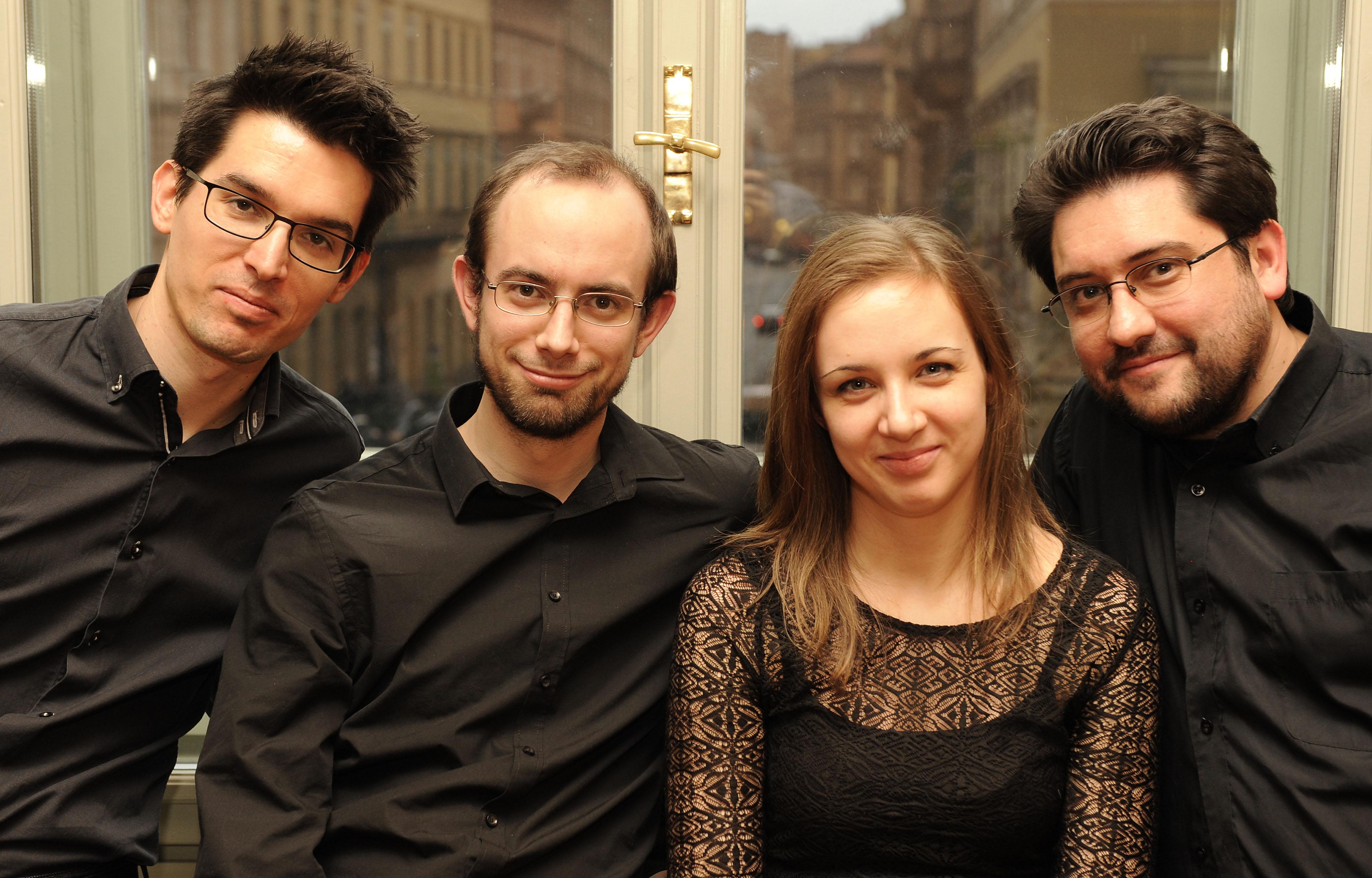 Classicus Quartet és a Soharóza Kórus