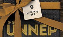 Ünnep - a Budapest Bár új lemezének bemutatója