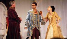 A négy muskétás, avagy a királynő nyakéke - prózai színpadi előadás