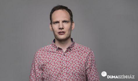 Nincs idő gólörömre - Bödőcs Tibor önálló előadása, vendég: Tóth Edu