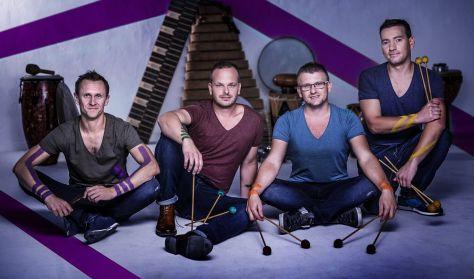 Talamba: Tour de Drums - zenés színpadi előadás