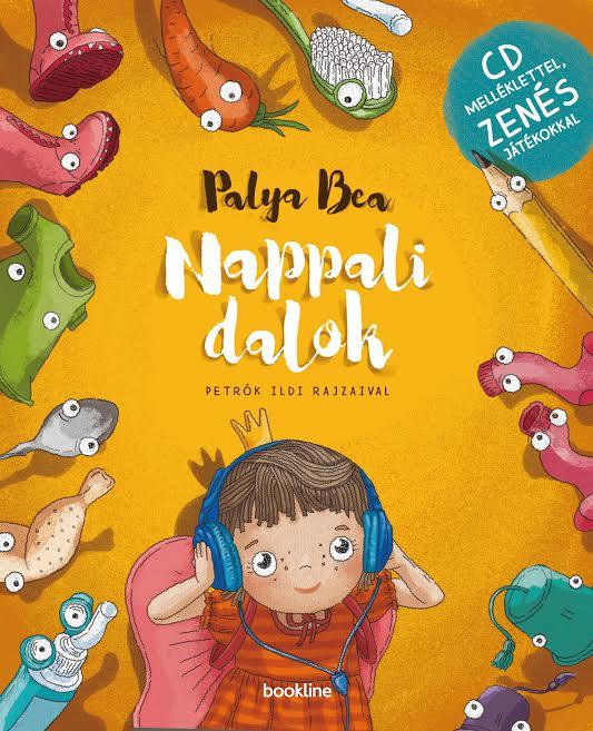 Palya Bea: Nappali dalok  énekes-játékos workshop szülőknek, pedagógusoknak