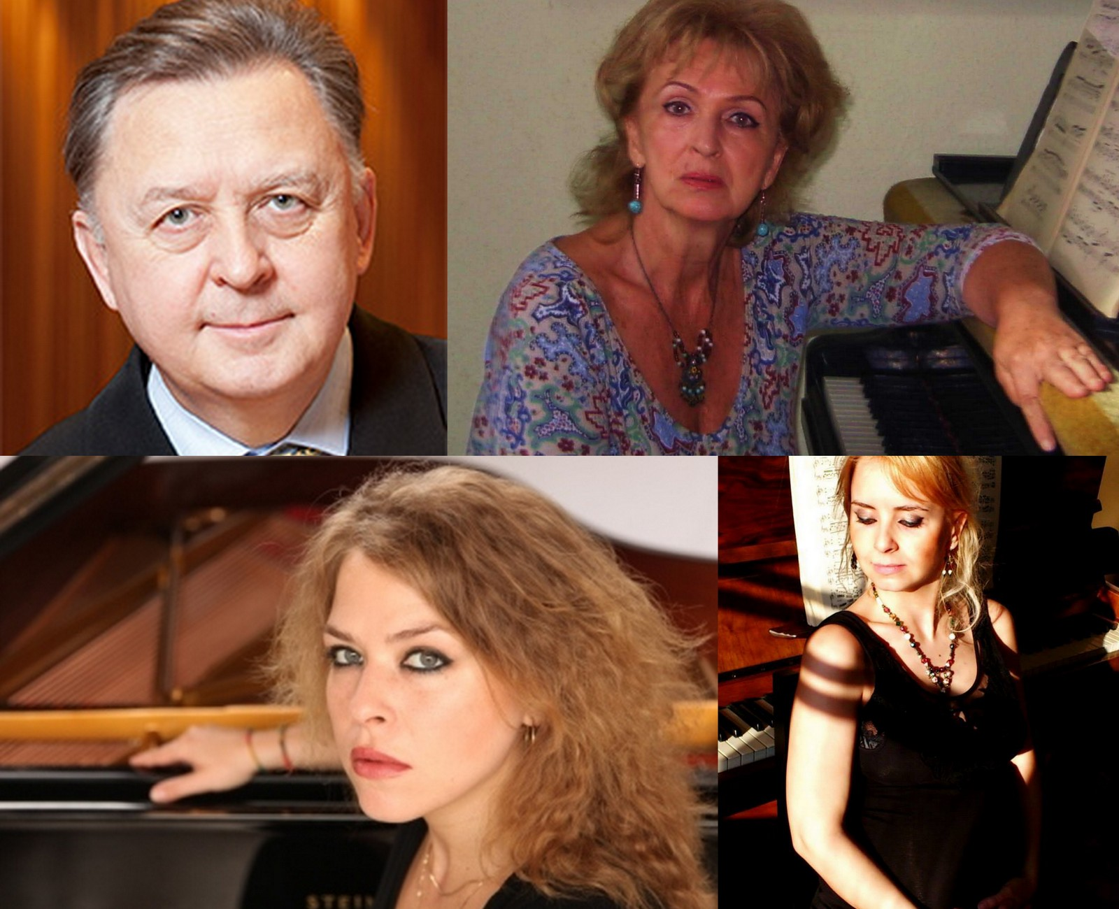 Zongorista-generációk - A Falvai család koncertje